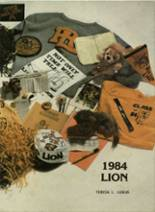 1984 Yearbook Red Lion Area High School