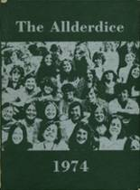 1974 Yearbook Allderdice High School