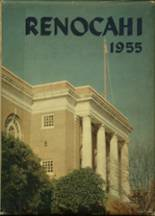 1955 Yearbook Reidsville High School