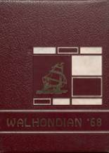 1968 Yearbook Sherman High School