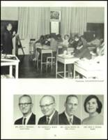1966 Munhall High School Yearbook Page 16 & 17