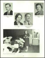 1966 Munhall High School Yearbook Page 20 & 21