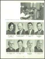 1966 Munhall High School Yearbook Page 22 & 23