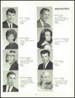 1966 Munhall High School Yearbook Page 28 & 29