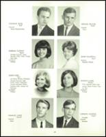 1966 Munhall High School Yearbook Page 32 & 33