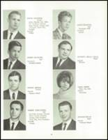 1966 Munhall High School Yearbook Page 34 & 35