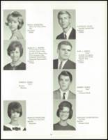 1966 Munhall High School Yearbook Page 42 & 43