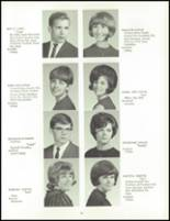 1966 Munhall High School Yearbook Page 44 & 45