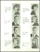 1966 Munhall High School Yearbook Page 54 & 55