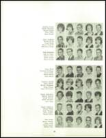 1966 Munhall High School Yearbook Page 70 & 71