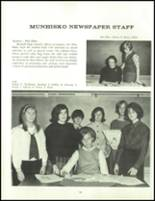 1966 Munhall High School Yearbook Page 80 & 81