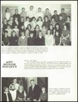 1966 Munhall High School Yearbook Page 82 & 83