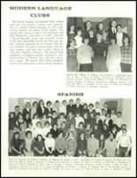 1966 Munhall High School Yearbook Page 92 & 93