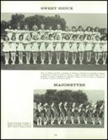 1966 Munhall High School Yearbook Page 110 & 111