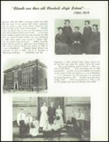 1966 Munhall High School Yearbook Page 134 & 135