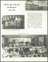 1966 Munhall High School Yearbook Page 138 & 139