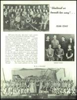 1966 Munhall High School Yearbook Page 140 & 141