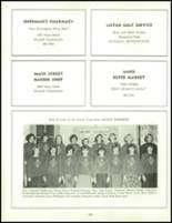 1966 Munhall High School Yearbook Page 180 & 181