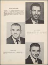 1957 Clyde High School Yearbook Page 18 & 19