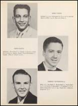 1957 Clyde High School Yearbook Page 26 & 27