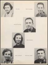 1957 Clyde High School Yearbook Page 30 & 31