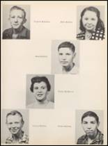 1957 Clyde High School Yearbook Page 48 & 49