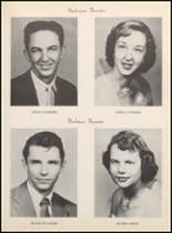 1957 Clyde High School Yearbook Page 60 & 61