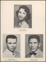 1957 Clyde High School Yearbook Page 62 & 63