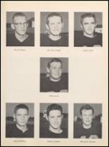 1957 Clyde High School Yearbook Page 66 & 67