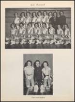 1957 Clyde High School Yearbook Page 76 & 77