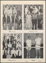 1957 Clyde High School Yearbook Page 78 & 79