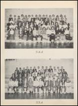 1957 Clyde High School Yearbook Page 84 & 85
