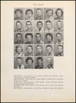 1957 Clyde High School Yearbook Page 96 & 97