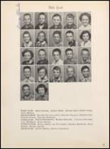 1957 Clyde High School Yearbook Page 98 & 99