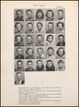 1957 Clyde High School Yearbook Page 100 & 101