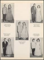 1957 Clyde High School Yearbook Page 106 & 107