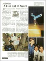 1999 New Braunfels High School Yearbook Page 44 & 45
