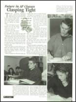 1999 New Braunfels High School Yearbook Page 54 & 55