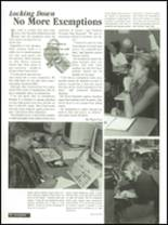 1999 New Braunfels High School Yearbook Page 56 & 57