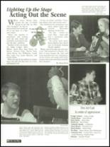 1999 New Braunfels High School Yearbook Page 84 & 85