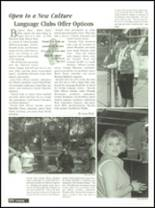 1999 New Braunfels High School Yearbook Page 108 & 109