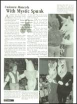 1999 New Braunfels High School Yearbook Page 126 & 127