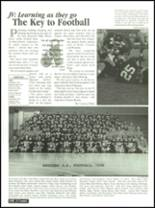 1999 New Braunfels High School Yearbook Page 152 & 153
