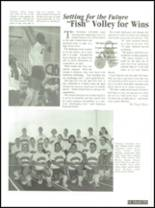 1999 New Braunfels High School Yearbook Page 154 & 155