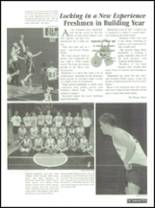 1999 New Braunfels High School Yearbook Page 156 & 157