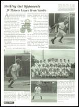 1999 New Braunfels High School Yearbook Page 166 & 167
