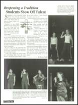 1999 New Braunfels High School Yearbook Page 176 & 177