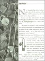 1999 New Braunfels High School Yearbook Page 180 & 181