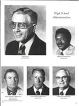 1976 Waxahachie High School Yearbook Page 22 & 23