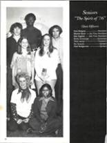 1976 Waxahachie High School Yearbook Page 36 & 37